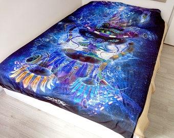Huge Lycra Tapestry / Backdrop - Copelandian Paradigm