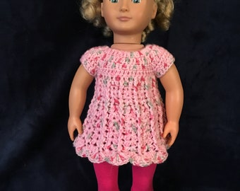"Tunic and Leggings for 18"" Dolls"