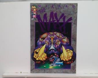 THE MAXX Issue 1/2 - Image-Wizard Comic Books, 1993 - Very Fine Condition