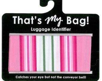 That's My Bag - Pink Stripe
