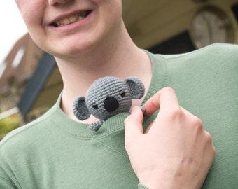 Amigurumi Koala - Crochet Pattern