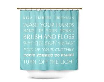 Kids Bathroom Shower Curtains. More Colors Kids Shower Curtain Kids Bathroom