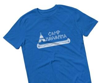 Salute Your Shorts/camp anawanna Tshirt
