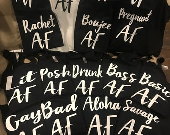Bachlorette Party Tanks
