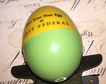 Vintage First Federal Egg Bank