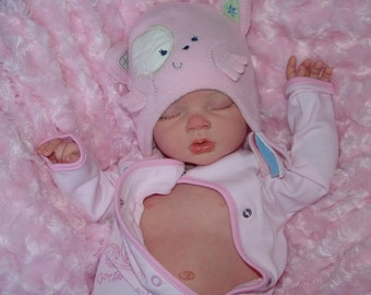 Reborn Fake Baby life like real looking realism silicone vinyl doll child toddler realistic christmas custom gift idea