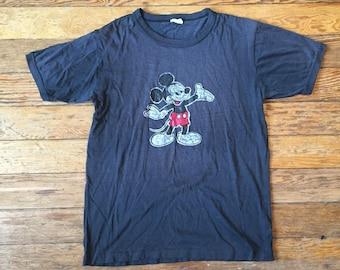Vintage Disney Mickey Mouse T Shirt