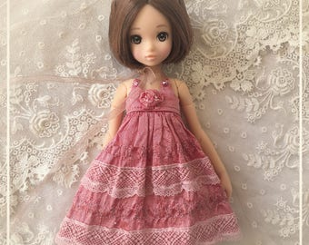 Doll Silk Dress Ruruko pure neemo XS