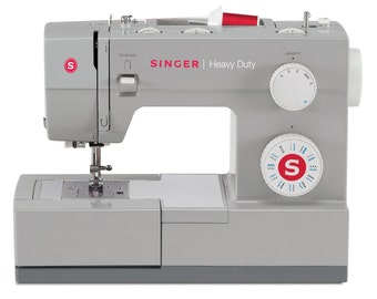 NEW Best Price! SINGER 4423 Heavy Duty Extra-High Sewing Speed Sewing Machine with Metal Frame and Stainless Steel Bedplate - Fast Shipping!