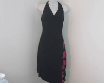 Vintage Black Dress Little Black Dress Marilyn Monroe Dress Black Dress by LipStick size Medium