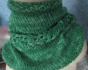 SILK and CASHMERE Featherlight Cowl