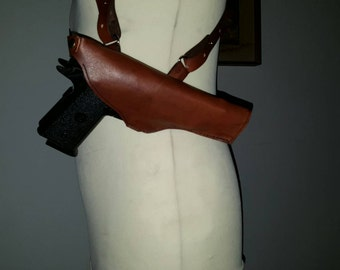 Axillary holsters by Revy from Black Lagoon
