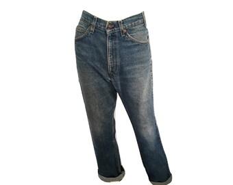 Vintage Levi's Jeans, Vintage High Waisted Jeans, Mom Jeans