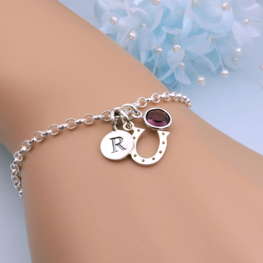 leaf st double personalized cloverbracelet lucky strand adjustable jewelry s products patrick clover four bracelet day