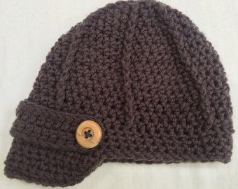Baby Brim Hat/Cap