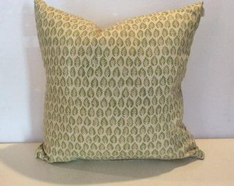Peter Fasano Brompton Handmade Patterned Pillow