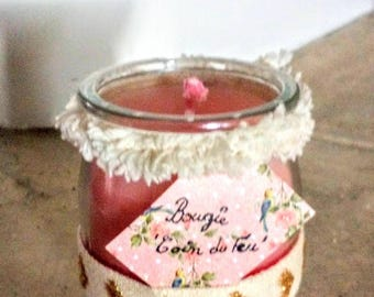 Candle 'Fireside'
