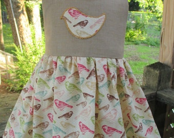 Birdy Bird Baby Dress