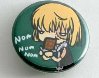 Death Note - Mello Button