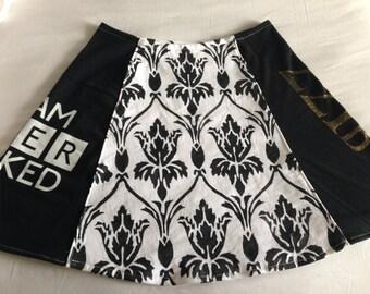 Sherlock mini skirt size 10