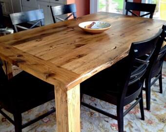 Barn wood table etsy barnwood dining table reclaimed wood table barnwood tables barnwood table barn wood workwithnaturefo