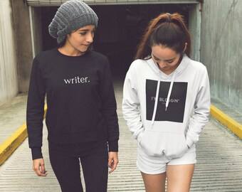 I'm Blogging This Sweatshirt, Blogging Culture Sweatshirt