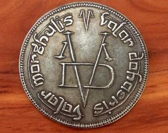 Iron Coin of the Faceless Man, Game of Thrones, Valar Morghulis