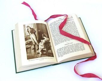Emma By Jane Austen, Illustrated by Frank E. Wiles, Jane Austen Book, Vintage Austen Book, Jane Austen Wedding, Austen Decor, Rare Edition
