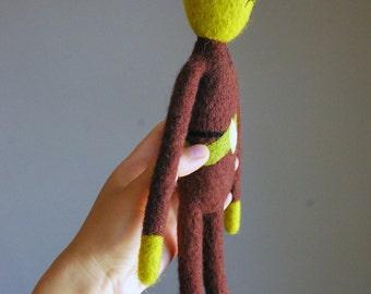 Lemongrab doll, Lemongrab from Adventure time