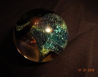 Unique Dichroic Marble