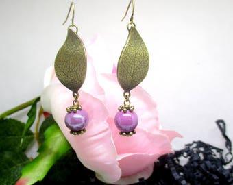 Beautiful Bohemian earrings.