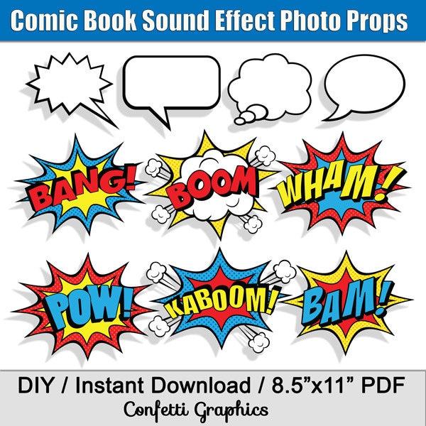 how to create a comic book pdf