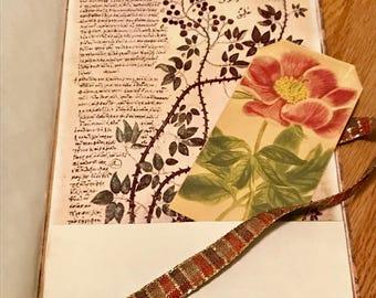 Book of Secrets gardening journal