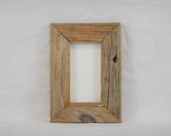 Frame Matted for a 3X5.5