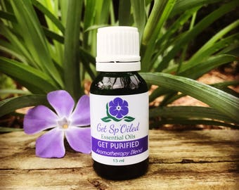 Get Purified Essential Oil Blend