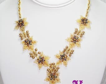 Tangled Vines Necklace Tutorial