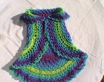 Little Girls Vest