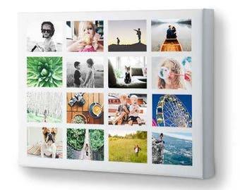 Customize your photos on Canvas print