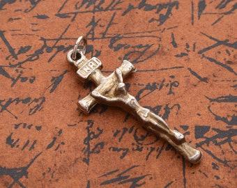 Cross pendant, crucifix, cross, catholic,christian ,crucifix pendant, cross for necklace, pendant, christian pendant, christian jewelry,