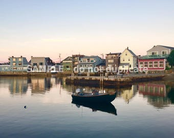 Rockport, MA On The Water