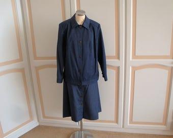 Beautiful  Eastex  Denim Look Costume size UK 16