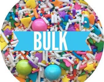 Bulk Sundae Special Sprinkle Mix, Cupcake Sprinkles