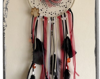 Medium custom made dream catcher