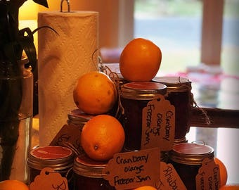 Homemade Preserves (local friends and family only)
