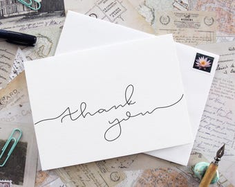 Thank you Card (Style 1 )