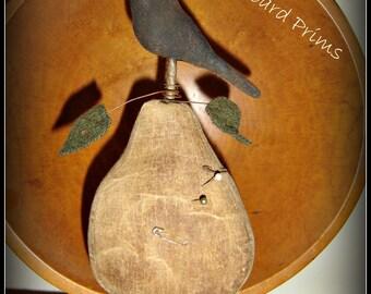 Pear & Crow Make-do Pinkeep sewing epattern