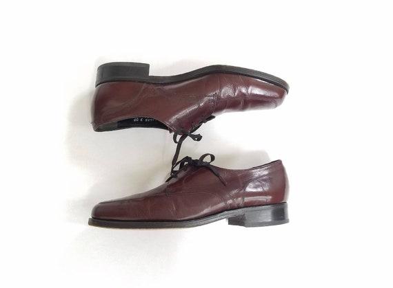 Vintage Leather Hipster Florsheim Work 7 Mens Classic Brogues Shoes Tie Shoes Suit 5 Dress Shoes Wedding Wingtips Oxfords Preppy Style rfwrPx