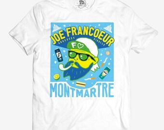 Montmartre Pigalle pub T-shirt