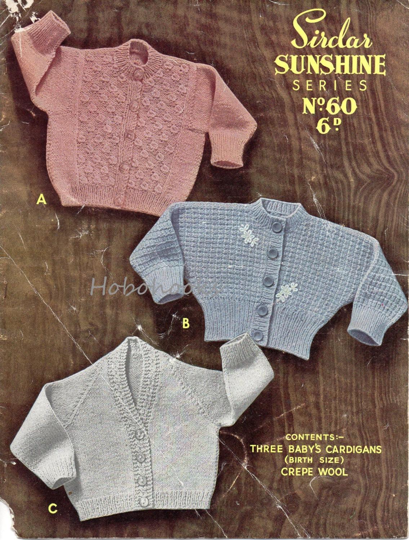 Baby knitting pattern baby cardigans dolman sleeve v neck