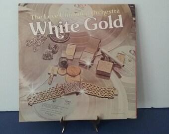 The Love Unlimited Orchestra - White Gold - Circa 1974